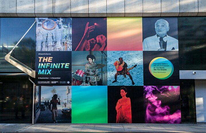 The infinite mix – A video exhibition