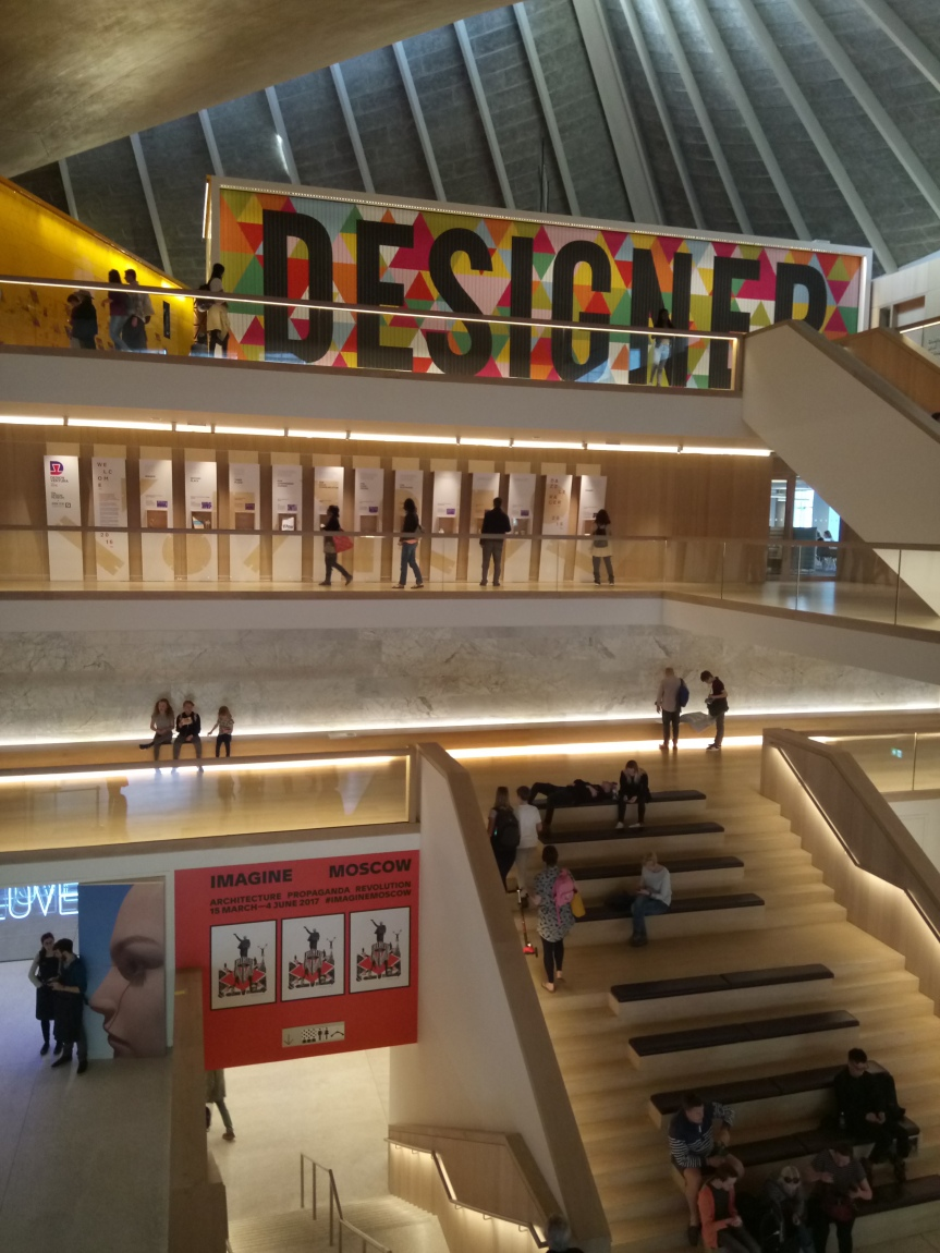 Love and fear @ the design museum
