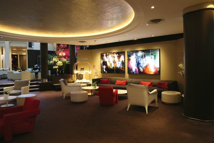 Sofitel hotel Paris