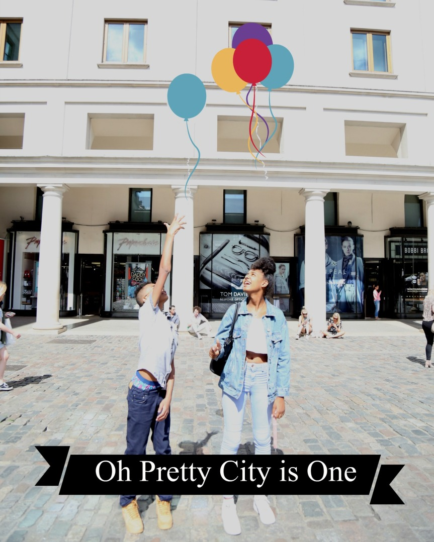 Oh Pretty City is One!