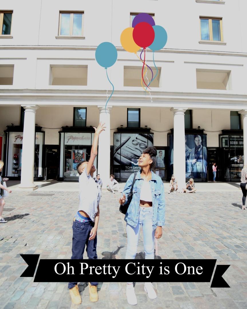 Oh Pretty City isOne!