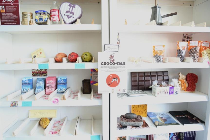 The chocolate museum –Brixton