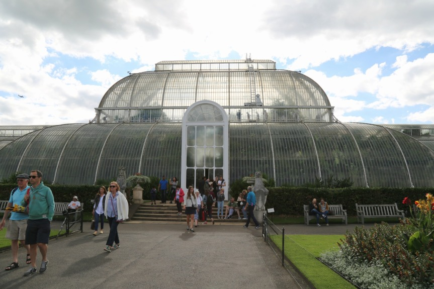 An afternoon at Kew