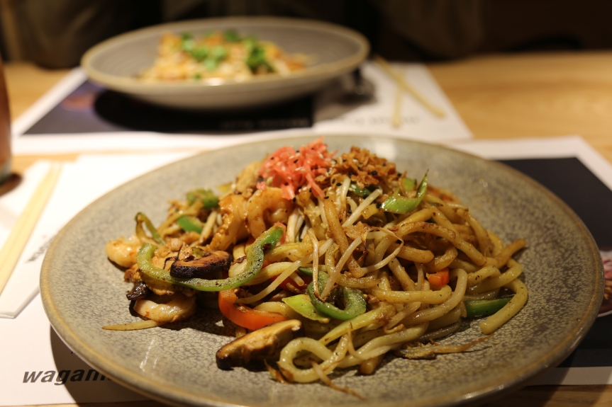 Wagamama and beautytreatments